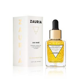 24k Gold Rose Beauty Oil - 40 ml