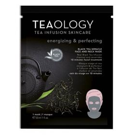 Teaology - Black Tea Miracle Face And Neck Mask