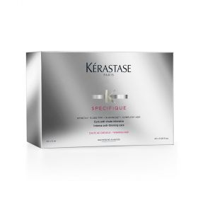 Kerastase - Specifique Cure Anti-Hair Loss Intensive 42 Day Treatment For Unisex - 42*6 ML