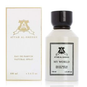 Atyab Al-Sheekh - My World EDP - 100 ml