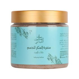 Body Sugar Scrub Rose Petal - 500g