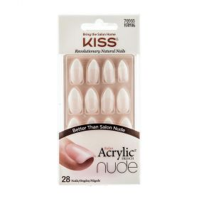 Kiss & Broadway - Kiss Salon Acrylic Nude Nails - Sensibility