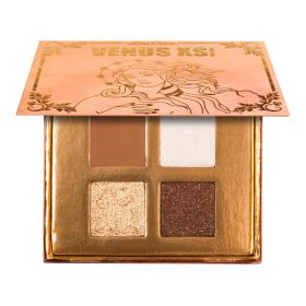 Venus XS Eyeshadow Palette - Solid Gold