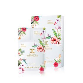 Jayjun - Anti-Dust Whitening Mask - 10 Sheets
