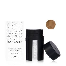 Nanogen - Instant Hair Fuller With Natural Keratin Fiberes Cinnoman - 15 Gm