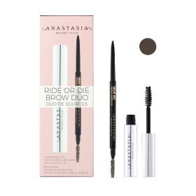 Ride Or Die Brow Duo Eyebrow Set - Medium Brown