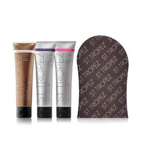 Turn Me Bronze Instant Tanning Kit - 4 pcs