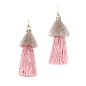 Ghadeer Albarjas - Flow Earrings