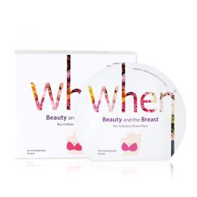 When - Beauty & The Breast Mask - 8 Pcs