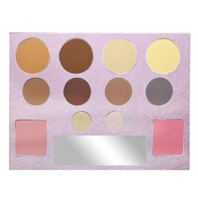Hanan Dashti Makeup Contour Palette Tablet