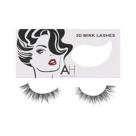AH By Azhar - 3D Mink Eyelashes - Zomorod