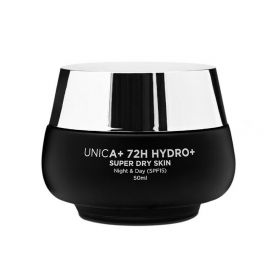 UNICA+ 72H Hidro+ Cream - 50ml
