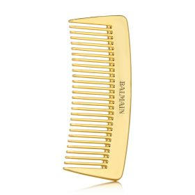 Hair Styling Pocket Comb - Golden