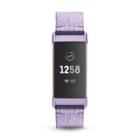 Charge 3 Special Edition Lavender Smartwatch - Women