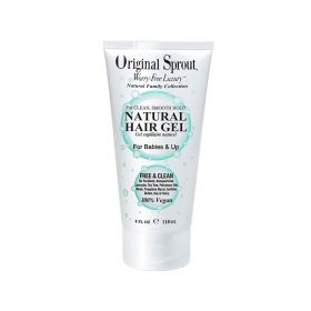 Natural Hair Gel - 118 ml