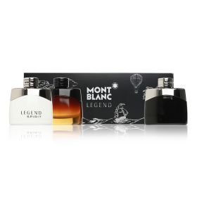 Mont Blanc - Legend Set Trio Eau De Perfum 50ML - Men