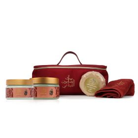 Bakhoor Bath Set - 5 Pcs