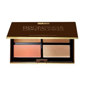 Pupa - Bronzing & Contouring All in One Powder Palette - N 002 Medium Skin
