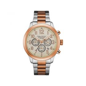 Mens Watch - Two Tone Color