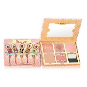 Benefit Cosmetics - Blush Bar - Cheeks On Pointe Bronzer & Blush Palette