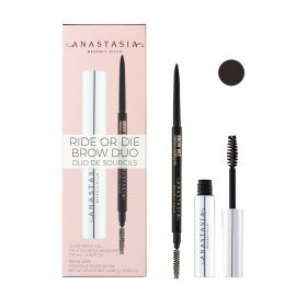 Ride Or Die Brow Duo Eyebrow Set - Ebony