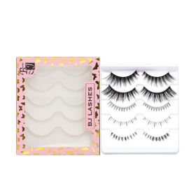 BJ Beauty - Lashes By Lily Set