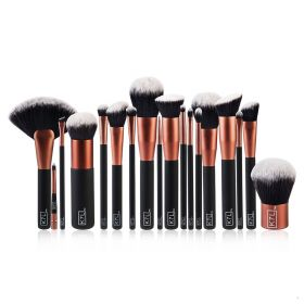 Makeup Brush Pouch Set