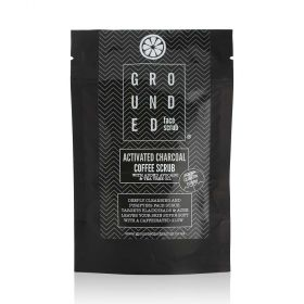 Grounded - Activated Charcoal Face Scrub
