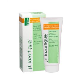 J. F. Lazartigue - Hair Wash Cream Shampoo with Collagen - 200 ml