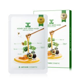 Honey Dew Green Mask - 5 Sheet Masks