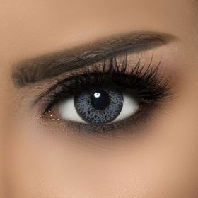 Dahab - Contact Lenses - Sabrin Gray - N7 (Monthly)