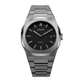 Gun Metal Stainless Steel - Mens Watch