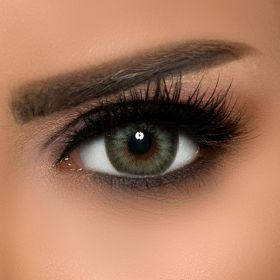 Dahab Contact Lenses - Monthly - Grey Green #5