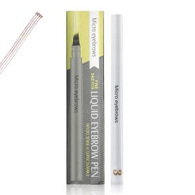 Liquid Eyebrow Pen - Dark Grey