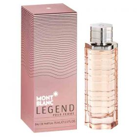 Mont Blanc Legend Eau De Parfum 75ml - Women