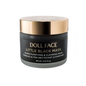 Doll Face Little Black Mask Super Purifying & Clearing Mask | All Skin Types