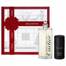 Cartier Declaration set Eau De Toilette (Eau De Toilette 100 ml + Deodorant Stick) - Men