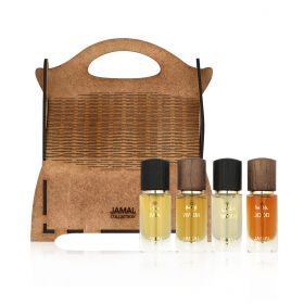 Jamal Collection - 4 Mini Perfumes