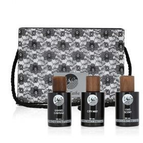 HSE Special Trio Set Eau De Parfum - in Fabric Bag 50 ml - Unisex