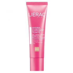 Lierac Paris HydraChrono+ Tinted Cream Gel - 30ml - Sand