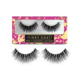 Pinky Goat - 3D Mink Collection Lashes - Olfat