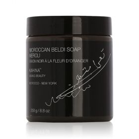 Kahina Giving Beauty - Moroccan Beldi Soap with Neroli - 250 g