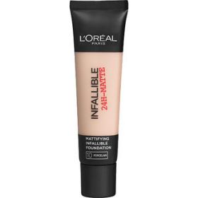 Loreal Infallible Matte Foundation - N 10 - Porcelain