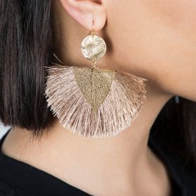 Ghadeer Albarjas - Rue Lala Earrings