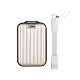 iPower Go mini3 External Battery Pack -Gold