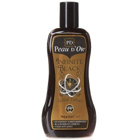 Peau D'Or Infinite Black Tanning Lotion - 250 ml