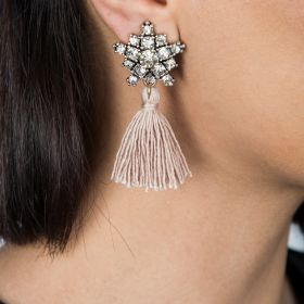 Ghadeer Albarjas - Sparkle Earrings