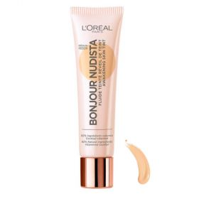 L'Oreal Paris - Wake Up & Glow BB Cream - Bonjour Nudista - 03 Medium