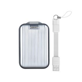 iPower Go mini3 External Battery Pack -Silver