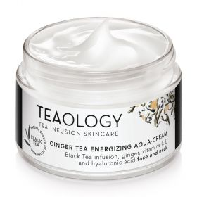 Teaology - Ginger Tea Energizing Aqua-Cream